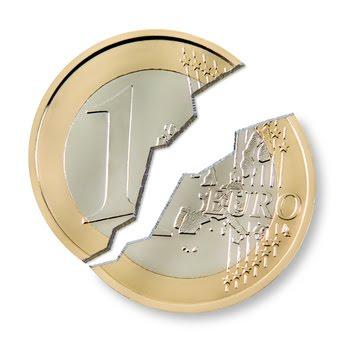 1 euro brisé